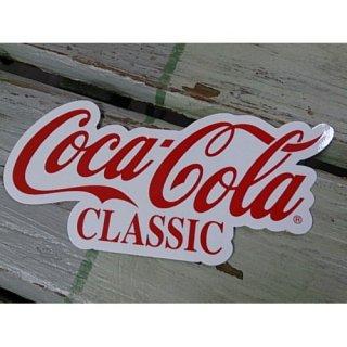 (CC-BA60:コカ・コーラ ダイカット)コカコーラ ステッカー  輸入雑貨/海外雑貨/直輸入/アメリカ雑貨