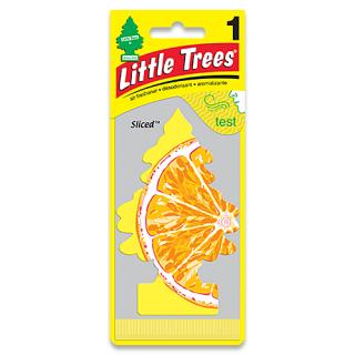 Little Trees リトルツリー エアーフレッシュナー スライス