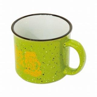 ラットフィンク キャンプファイヤー マグカッップ LI RatFink Campfire Mug Cup  輸入雑貨/海外雑貨/直輸入/アメリカ雑貨/アメ雑