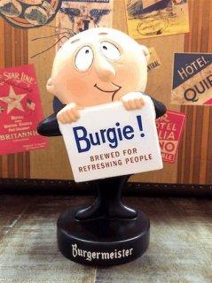 Burgie Man スタチュー