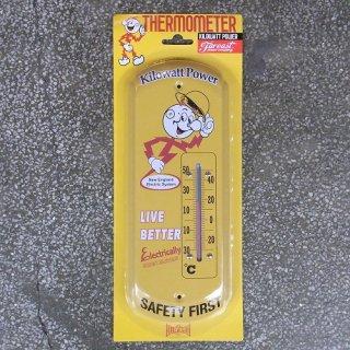 サーモメーター 温度計 レディキロワット 2  THERMOMETER KILOWATT POWER 2