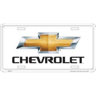 US メタル ライセンス プレート シボレー(CHEVROLET)