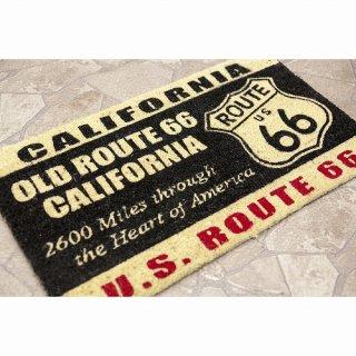 コイヤーマット ルート66 ROUTE66 レクト California