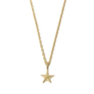 Licht by RiLish<br>K18 Star Necklace スターネックレス(S)