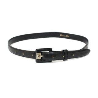 Dior ディオール ヴィンテージ<br>レザーベルト