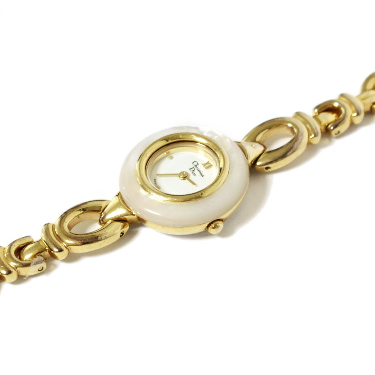 Dior ディオール ヴィンテージ<br>チェンジベゼルQZ腕時計