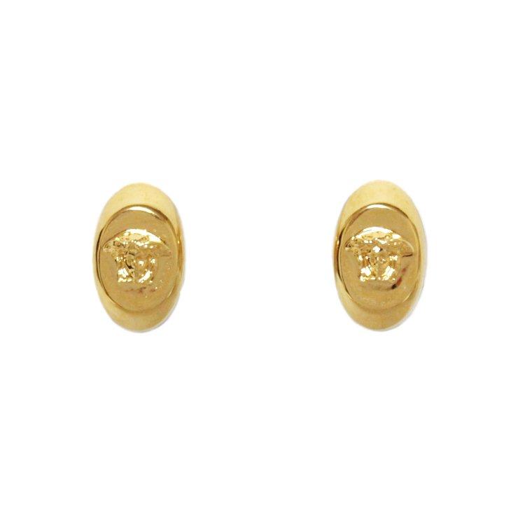 VERSACE ヴェルサーチ ヴィンテージ<br>ゴールドモチーフイヤリング