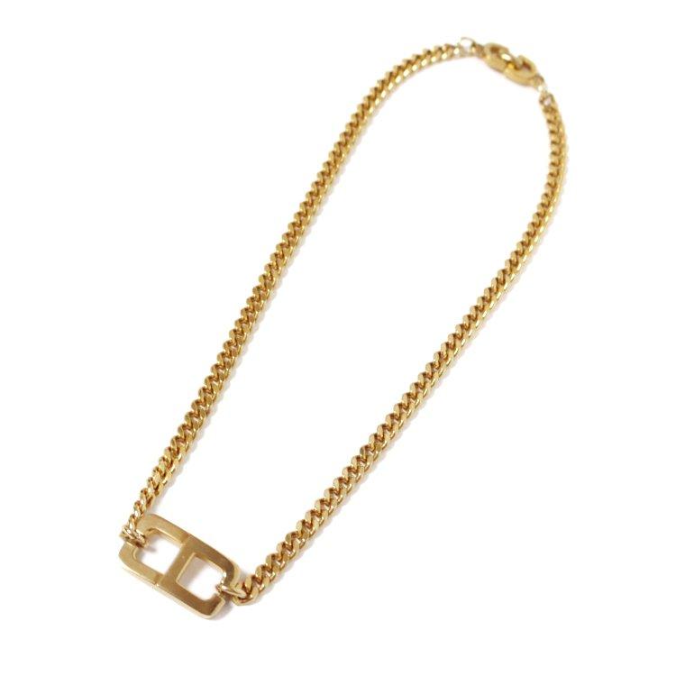 Dior ディオール ヴィンテージ<br>ロゴネックレス