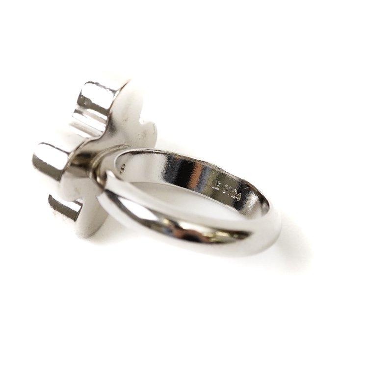 LOUIS VUITTON ルイヴィトン ヴィンテージ<br>バーグラブレターズSペアリング 指輪
