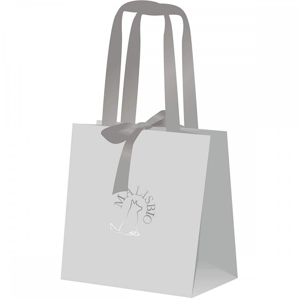 MALISBIO ギフトバッグ  オシャレなリボン付きの商品画像