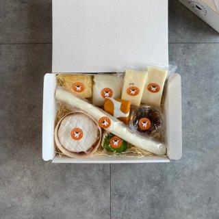 【5月26日発送】ナカシマファームのおすすめチーズ7000円(税込み・送料別)