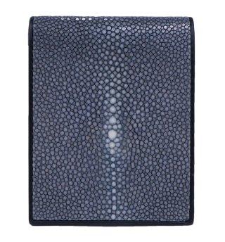 ショート 財布 (コインケースなし) グレー