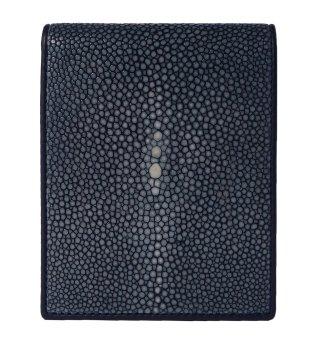 ショート 財布 (コインケースなし) ネイビー
