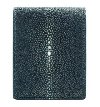 ショート 財布 (コインケースあり) ネイビー
