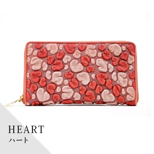 デコブランシェd-03-21 HEART/長財布