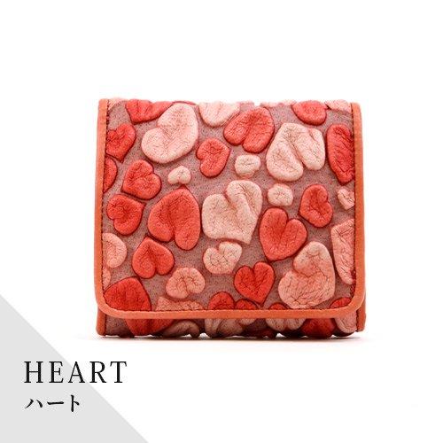 デコブランシェd-03-23 HEART/折り財布