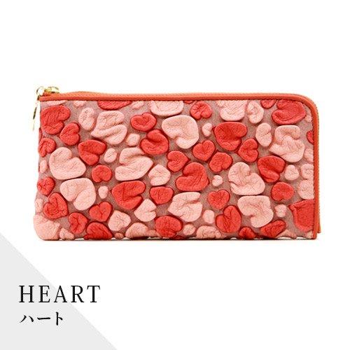 デコブランシェd-03-08 HEART/長財布