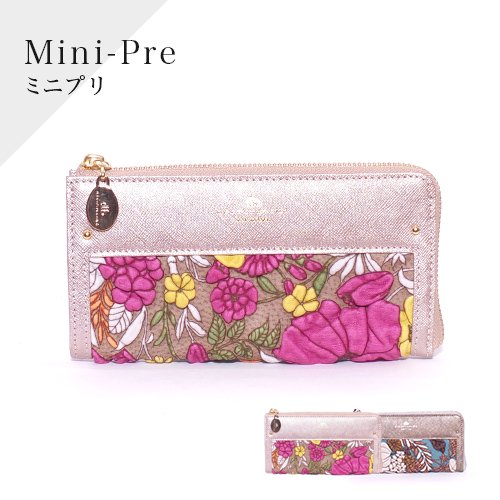 デコブランシェDY-01-05 Mini-Pre/長財布