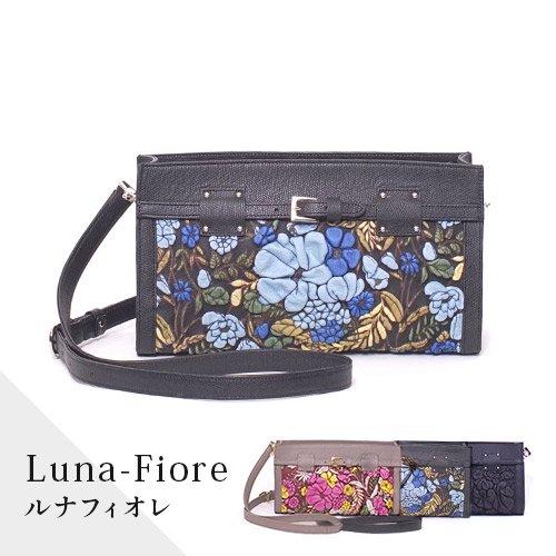 デコブランシェDS-5002 Luna-Fiore/ショルダーバッグ