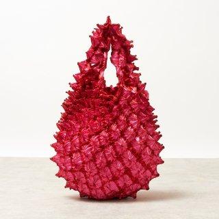 Petit bag Color No.1742(フューシャピンク*レッド)