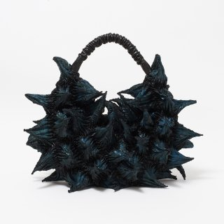 Crescent Bag Color No.1205(ブルー*ブラック)