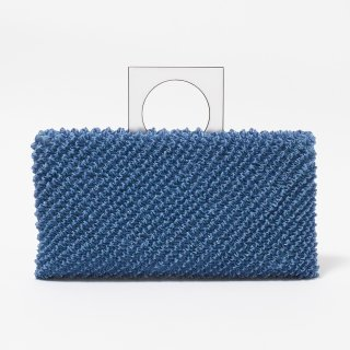 Clutch Bag Color No.LPBH(ブルーパープル)