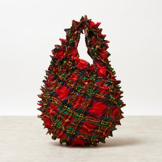 Check Petit bag Color No.1865(レッドCheck)