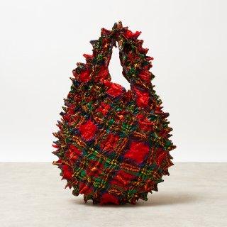 Check Petit bag Color No.1865(レッドCheck)