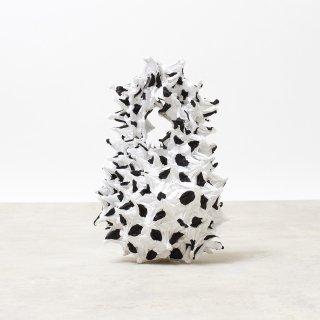Large Dot MiniMini Petit bag Color No.1859(ホワイト*ブラックDot)