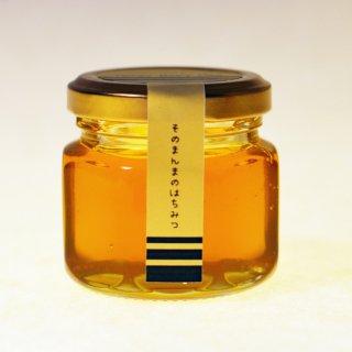 そのまんまのはちみつ <さいたまの蜜 -- 2020年> 70g — 国産・非加熱・無濾過のはちみつ —