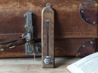 フランス アンティークの温度計