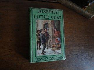 イギリスのアンティーク本 (JOSEPH'S LITTLE COAT)
