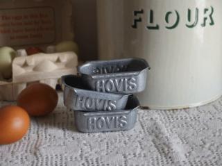 イギリス HOVIS ミニブレッド焼き型