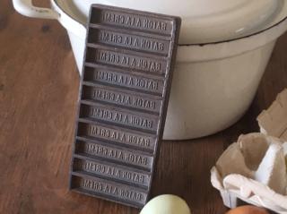 フランスアンティーク 鋳物のチョコレートモールド