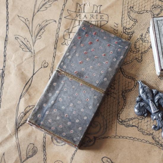 フランスアンティーク フルールドリスのシーリングスタンプとシーリングワックスのセット