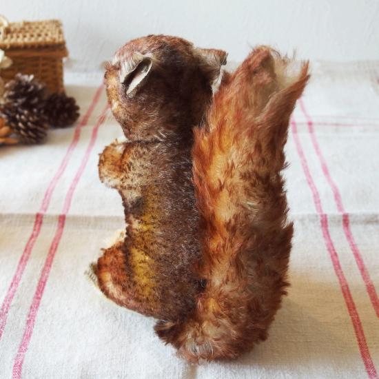 ヴィンテージシュタイフ 雌リスのペリ(Perri)22cm