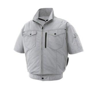 【半袖空調服のみ】サンエス空調風神服KU95150半袖ブルゾン