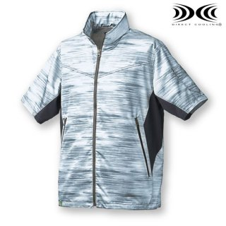 空調服半袖ジャケットGC-K002【服のみ】