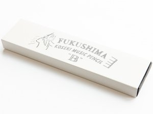 FUKUSHIMA  KOSEKI MUSIC PENCIL