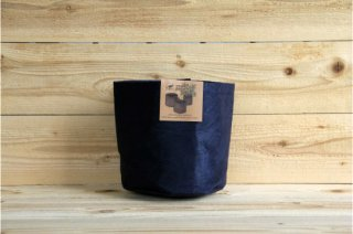 Root Pouch | Navy no handle Non-Degradable 2gal(8L)<br/>ルーツポーチ ネイビー 持手なし 非分解性