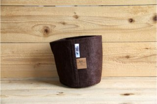 Root Pouch | Brown no handle Non-Degradable 1gal(3.8L)<br/>ルーツポーチ ブラウン 持手なし 非分解性