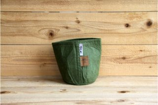 Root Pouch | Green no handle Non-Degradable 1gal(3.8L)<br/>ルーツポーチ グリーン 持手なし 非分解性