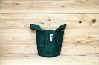 Root Pouch | Forest with handle Non-Degradable 1gal(3.8L)<br/>ルーツポーチ フォレスト 持手付き 非分解性