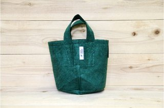 Root Pouch | Forest with handle Non-Degradable 2gal(8L)<br/>ルーツポーチ フォレスト 持手付き 非分解性