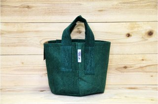 Root Pouch | Forest with handle Non-Degradable 3gal(12L)<br/>ルーツポーチ フォレスト 持手付き 非分解性