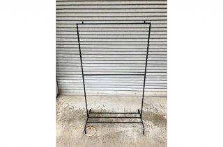 MANOMADE ORIGINAL | Iron Hanging rack<br />マノメイド アイアンハンガーラック