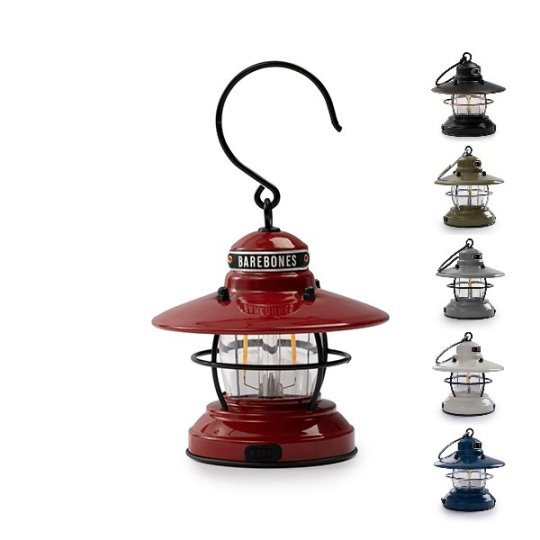 Barebones Living | Mini Edison Lantern<br />ベアボーンズリビング ミニエジソンランタンLED