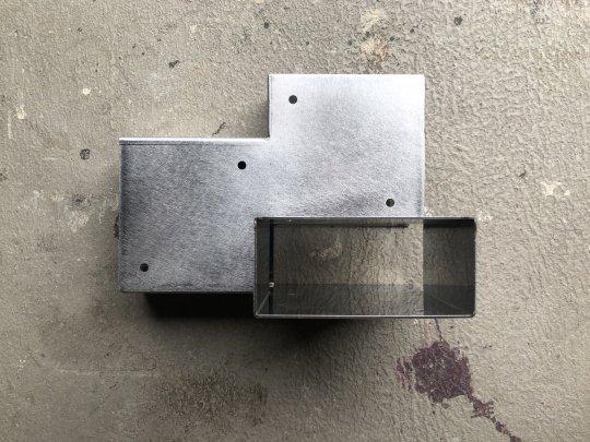 HUTHUB 2X4 CORNER CONNECTOR<br />ハットハブ コーナーコネクタ