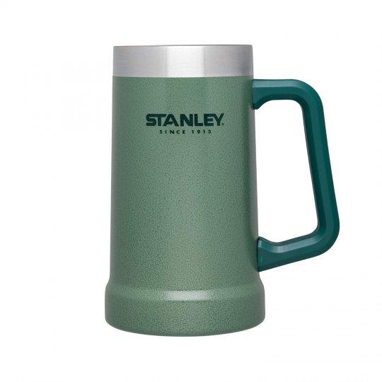 STANLEY | ADVENTURE BIG GRIP BEER STEIN 24oz<br/>スタンレー 真空ジョッキ