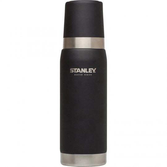 STANLEY | MASTER UNBREAKABLE THERMAL BOTTLE 25oz<br/>スタンレー マスター真空ボトル 0.75L マッドブラック